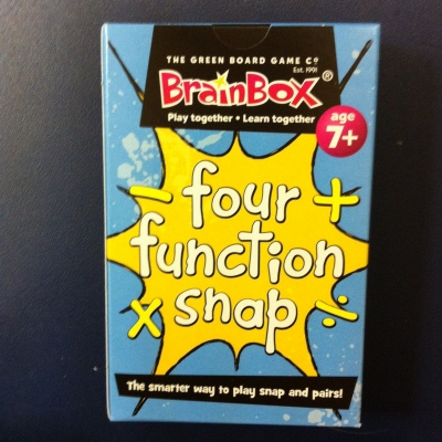 The Green Board Game Co Four Function Snap