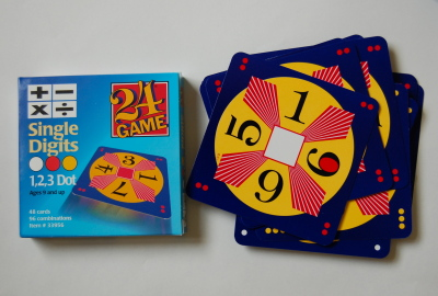 The Maths Zone at Education Interactive • 24® Game Single ...