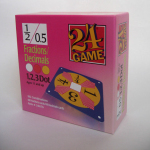 24 Game® Fraction/Decimals